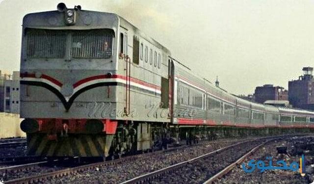 قطارات طنطا الإسكندرية
