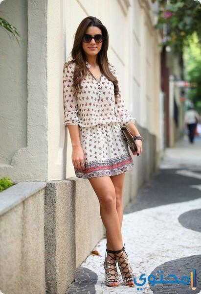 أزياء لفصل الصيف