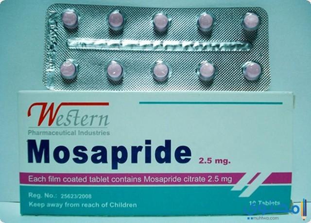 دواعي الاستعمال لدواء موزابرايد