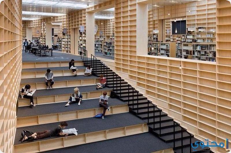 "مكتبة ""موساشينو"""
