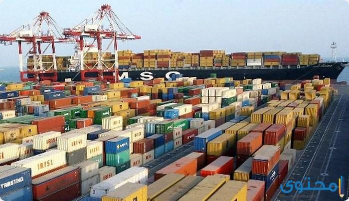 موضوع تعبير أهمية التجارة