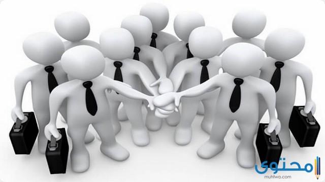 موضوع تعبير جديد عن أهمية التعاون 2022