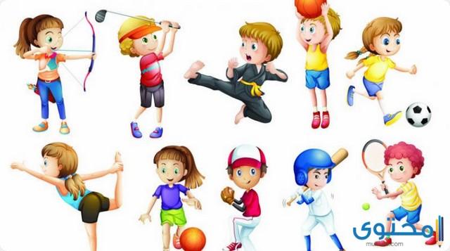موضوع تعبير جديد عن الرياضة 2022