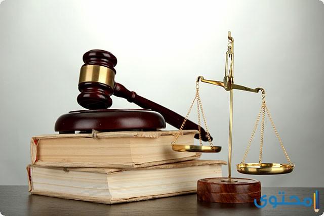 موضوع تعبير جديد عن العدل 2022