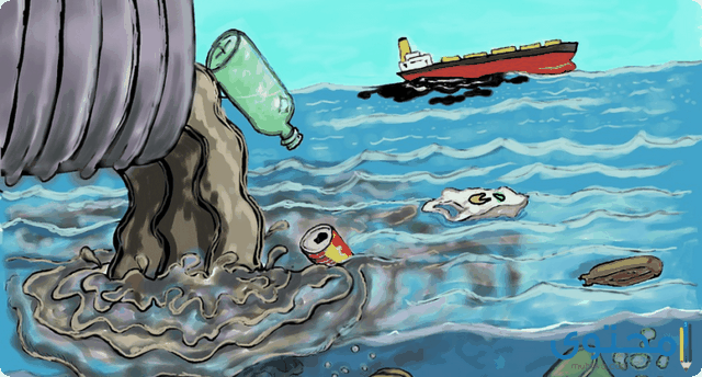 موضوع تعبير جديد عن تلوث المياه 2020