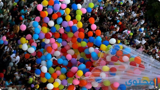 موضوع تعبير جديد عن فرحة العيد 2022