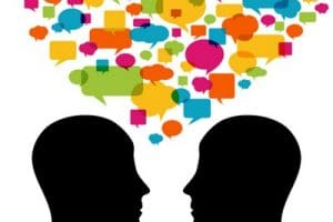 موضوع تعبير عن آداب الحوار والحديث