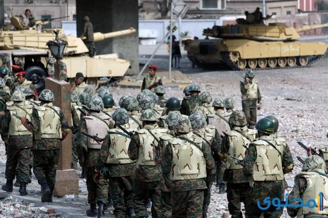انجازات الجيش المصري