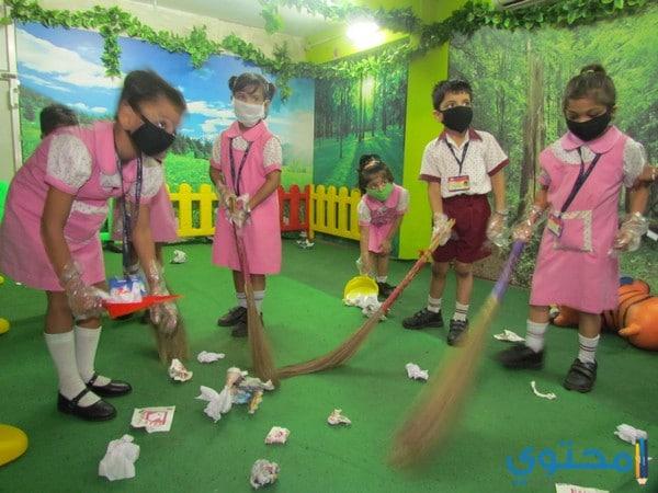 قواعد النظافة الشخصية والعامة