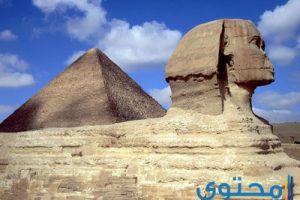 موضوع تعبير عن جمال مصر والآثار