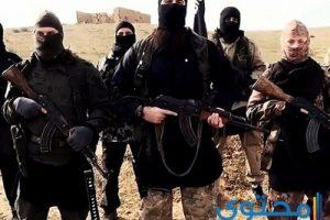 موضوع تعبير عن داعش