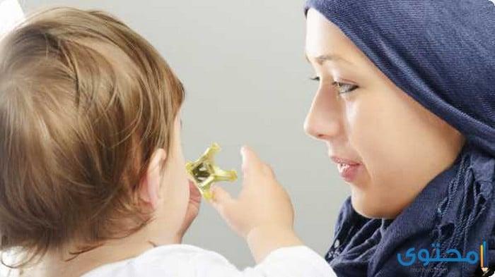 موضوع تعبير عن دور الام في حياة الأبناء
