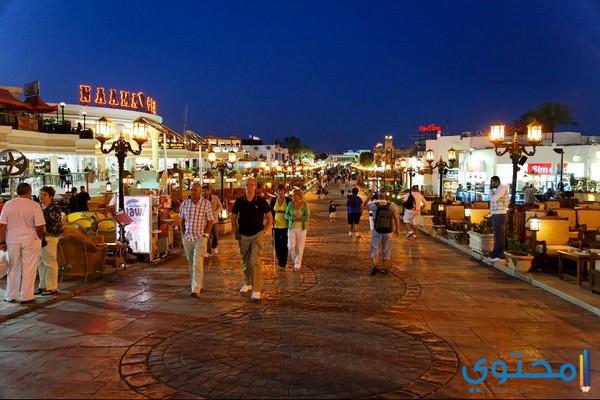 أهمية شرم الشيخ السياحية