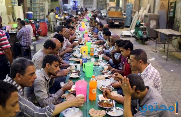 شروط صوم شهر رمضان