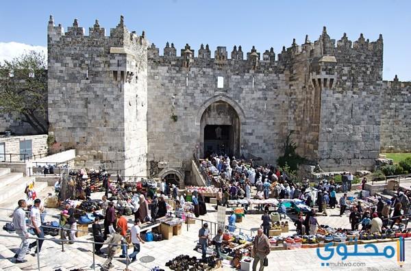 مكانة فلسطين الدينية