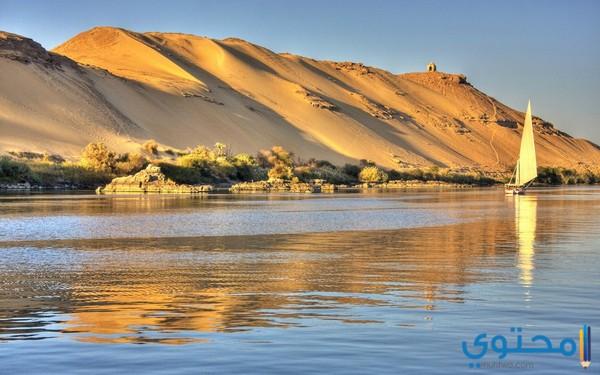 موقع مصر