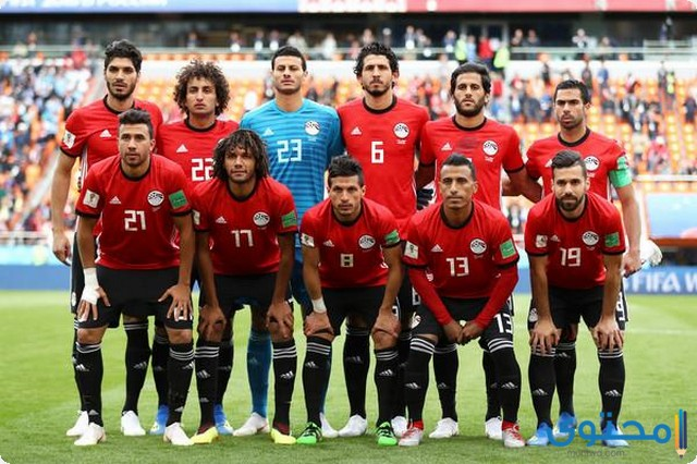 موعد مباراة مصر والجابون