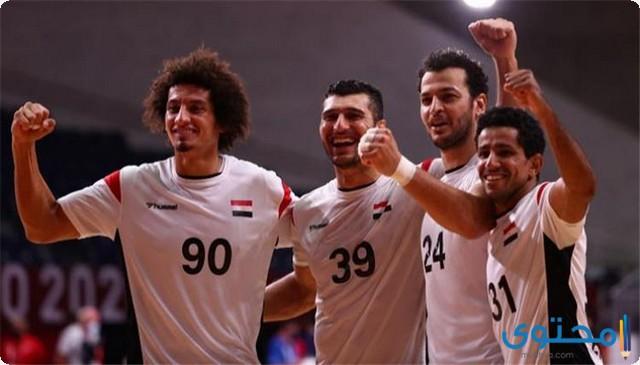 موعد مباراة مصر وفرنسا