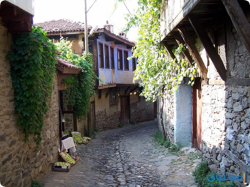 قرية جومالي كيزيك