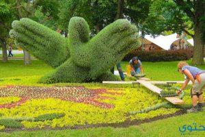 قائمة بأجمل الحدائق النباتية في العالم