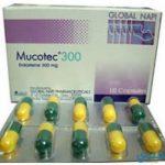 ميوكوتك MUCOTEC لعلاج التهاب الشعب الهوائية والسعال