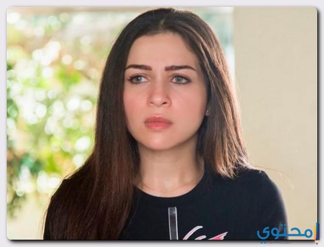 مي عز الدين تروج عن مسلسلها الجديد بصورة