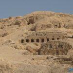 صور ومعلومات عن مقابر النبلاء