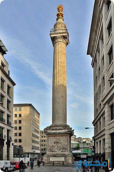 النصب التذكاري حريق لندن الكبير