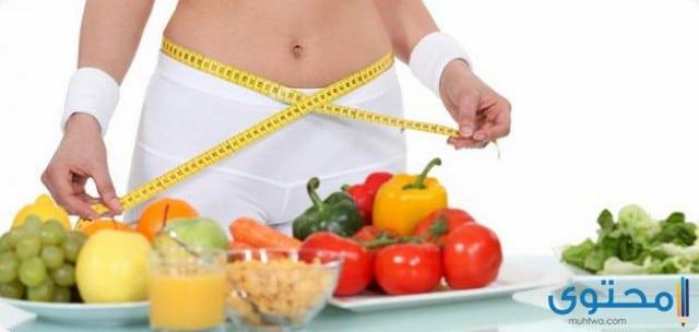 نظام غذائي للتخلص من الكرش 2019