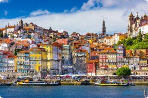 معالم سياحية في بورتو في البرتغال