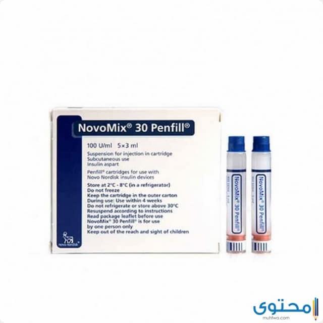 تصنيف دواء نوفومكس