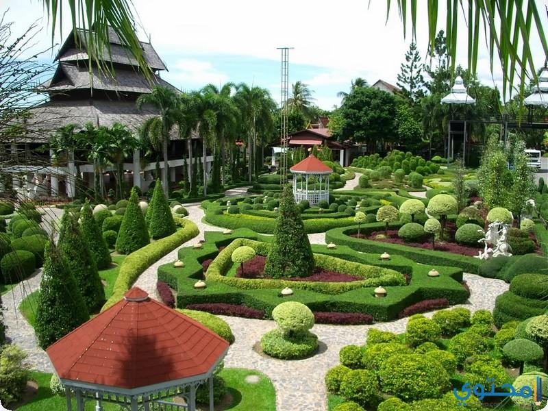 حديقة نونغ نوش تايلاند