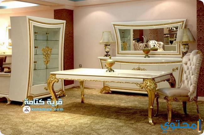 ديكور نيش و غرف سفرة مودرن - موقع محتوى