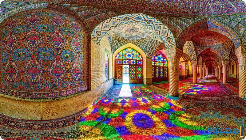 صور السياحة فى ايران 2019