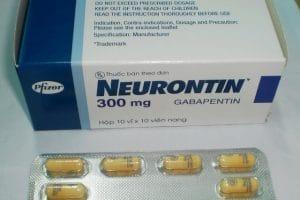 نيورونتين Neurontin أقراص لعلاج الصرع والاعتلال العصبي