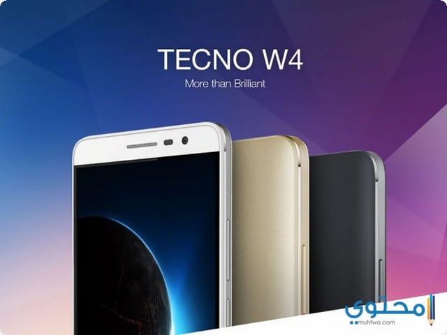 هاتف تكنو Tecno W4
