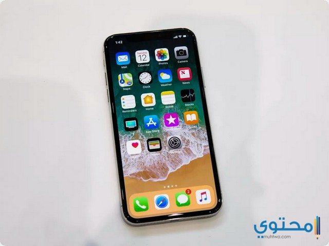 هاتف Apple iPhone 10