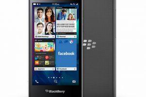 سعر ومواصفات هاتفBlackBerry Leap