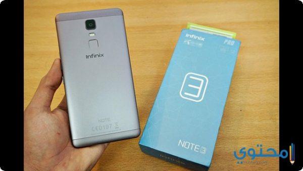 هاتف Infinix Note 3 Pro
