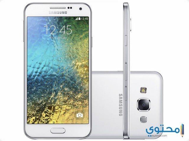 هاتف Samsung E7