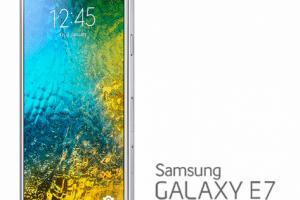 سعر ومواصفات هاتف Samsung Galaxy E7