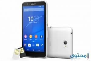 سعر ومواصفات هاتف Sony XperiaE4