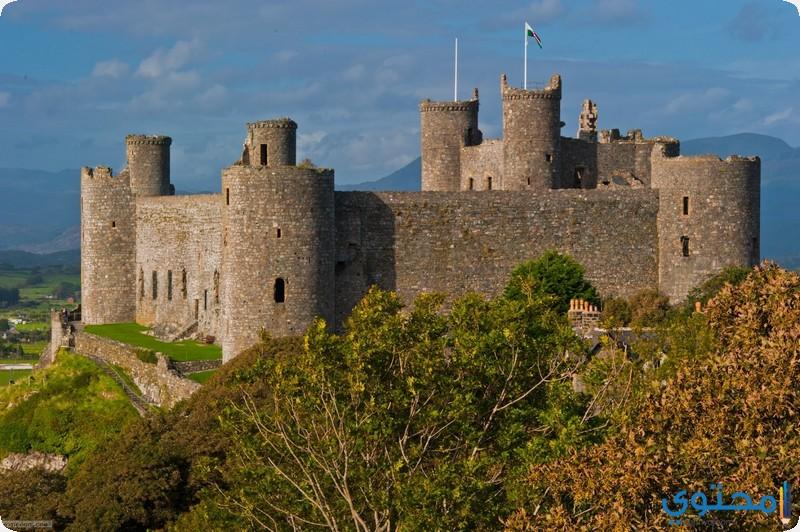 قلعة هارليتش
