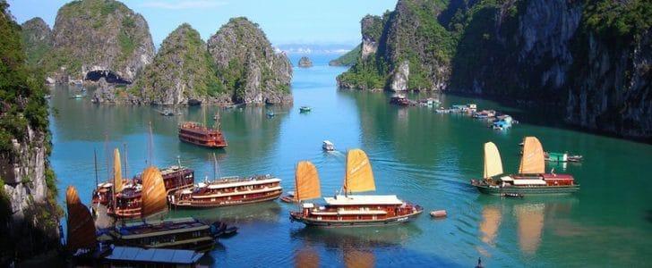 صور معالم سياحية فى فيتنام 2019
