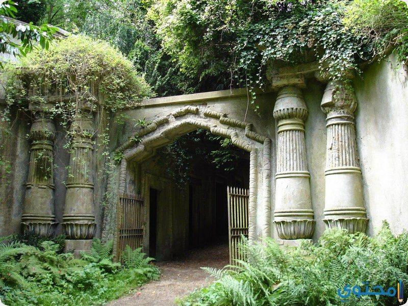 مقبرة هاي جيت في لندن