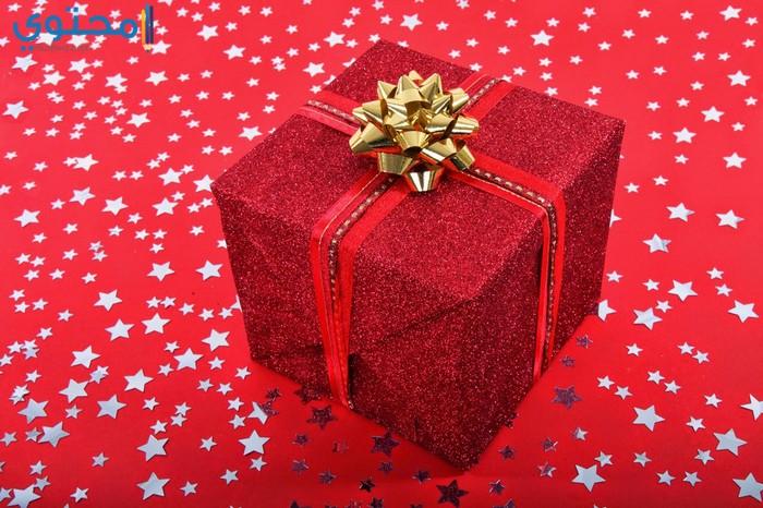 هدايا مغلفة روعةلعيد الميلاد