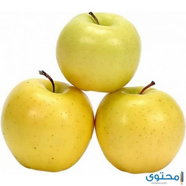 هل تعلم عن التفاح