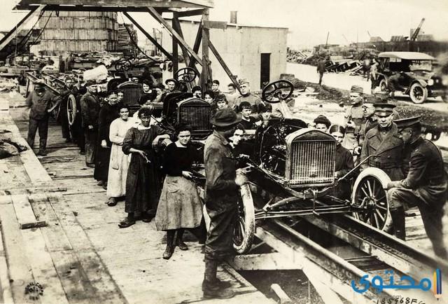 هل تعلم عن الثورة الصناعية