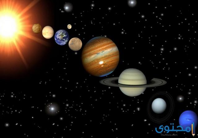هل تعلم عن المجموعة الشمسي