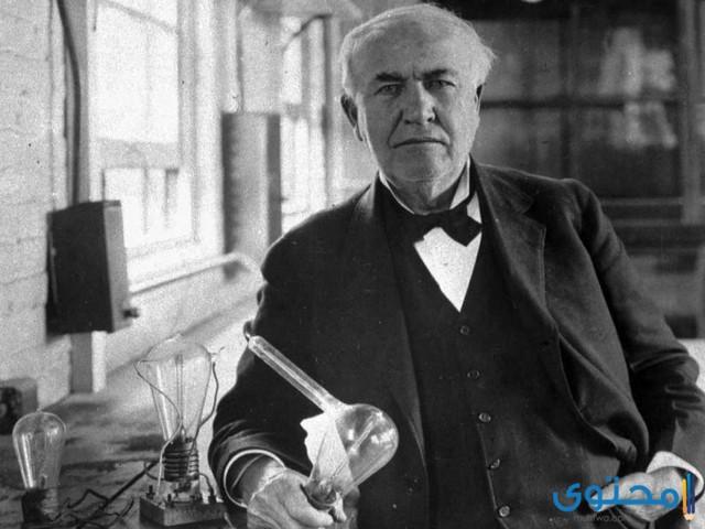 هل تعلم عن توماس اديسون